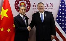 Trung Quốc cảnh báo Mỹ nên 'cẩn thận' trong vấn đề Đài Loan