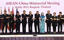 'Bẫy Thucydides' và hành động của ASEAN