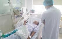 6 bệnh nhân bị sốc, tạm dừng hệ thống chạy thận ở Nghệ An