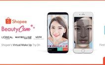 L'oréal và Shopee ra mắt ứng dụng làm đẹp tại Đông Nam Á