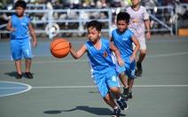 Chơi thể thao đều, con tôi thỏa sức học trường năng khiếu