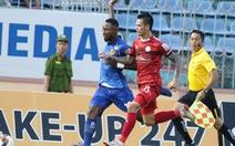 Thua Quảng Nam, hi vọng vô địch V-League của TP.HCM thêm nhạt nhòa