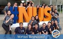 Đại học quốc gia Singapore tuyển sinh học bổng & trợ giúp tài chính