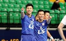 Thái Sơn Nam chưa có đối thủ ở Giải futsal các CLB châu Á 2019
