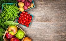 Cách khoa học 'tăng tuổi thọ' cho rau quả tươi
