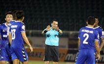 B.Bình Dương thắng Sài Gòn trong trận đấu có bàn thắng không được công nhận gây tranh cãi