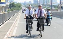 Đề xuất sử dụng xe đạp công cộng ở TP.HCM