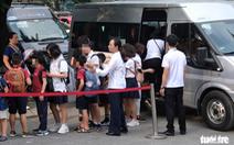 Hiệu trưởng phải chịu trách nhiệm về an toàn khi tổ chức đưa đón học sinh