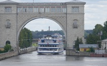 Hải trình một tuần lễ ngắm nước Nga từ dòng sông Volga