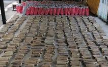 Singapore cấm bán mọi sản phẩm liên quan đến ngà voi
