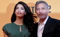 Tài tử George Clooney bị tố 'chơi bời' dù có vợ đẹp và tiếng tăm