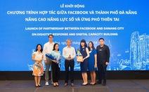 Facebook giúp gì cho Đà Nẵng để ứng phó thiên tai?
