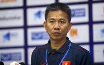 HLV Hoàng Anh Tuấn: 'U18 VN vẫn còn cơ hội đi tiếp dù hòa Thái Lan'
