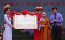 Lễ vía bà Linh Sơn Thánh Mẫu núi Bà Đen là di sản phi vật thể quốc gia