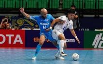 Hạ CLB Trung Quốc, Thái Sơn Nam vào bán kết Giải futsal các CLB châu Á 2019