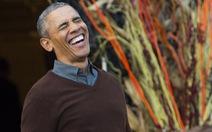 70.000 người Mỹ đòi đổi tên con đường trước nhà Trump thành Barack Obama