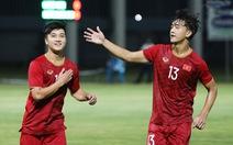 Martin Lo ghi bàn, U22 Việt Nam đánh bại CLB Kitchee SC 2-0