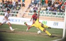 Tình huống trọng tài không công nhận bàn thắng của U18 Việt Nam