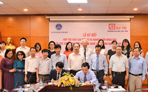 ĐH Duy Tân hợp tác với Học viện Khoa học & công nghệ đào tạo tiến sĩ