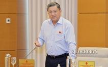 Ông Nguyễn Văn Giàu lo bộ trưởng Bộ GTVT khó giữ lời hứa
