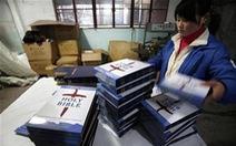 Kinh Thánh do Trung Quốc sản xuất thoát áp thuế quan của Mỹ