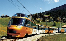 Tour khám phá mùa thu Thụy Sĩ, Đức, Áo, Hungary, Bratislava