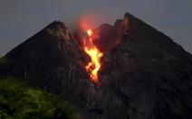 Indonesia cấm các hoạt động gần núi lửa Merapi