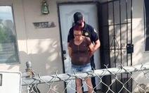 Bị phạt tù vì ném cún con vào đống rác