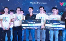Giải pháp Tổng đài ảo thông minh thắng cuộc thi quốc gia về AI