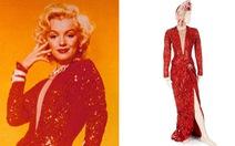 Marilyn Monroe và những chiếc váy đấu giá từ chục ngàn đến triệu USD