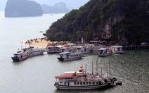 Quảng Ninh ngừng sử dụng sản phẩm nhựa dùng một lần trên vịnh Hạ Long