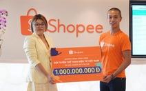 Shopee đồng hành cùng Đội tuyển Thể thao điện tử Việt Nam tại Sea Games 2019