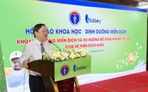 VitaDairy là đối tác duy nhất của Bộ Y tế trong năm hành động miễn dịch