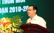 Nông dân Đồng bằng sông Hồng thu nhập 43,3 triệu sau 10 năm làm nông thôn mới