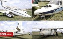 Đấu giá các máy bay của đại gia bị bỏ rơi với giá từ... 1.000 USD