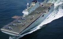 Sputnik: Trung Quốc đang phát triển hạm đội tàu chuyên chở tấn công
