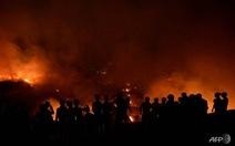 Cháy lớn, 10.000 người nghèo mất nhà ở thủ đô Bangladesh