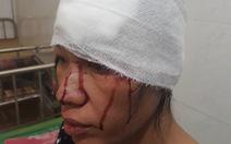 Một phụ nữ khuyết tật đang mang thai bị hành hung phải nhập viện