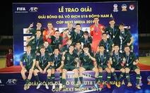 Úc lần thứ 5 đăng quang Giải U18 Đông Nam Á