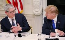 Ông Trump tiết lộ nội dung cuộc nói chuyện với lãnh đạo Apple