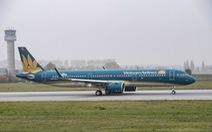 Vietnam Airlines lùi giờ nhiều chuyến bay đến Đài Bắc do bão
