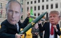 Mỹ - Nga chính thức chấm dứt hiệp ước kiểm soát vũ khí hạt nhân