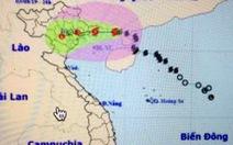 Bão số 3 cách Quảng Ninh - Hải Phòng khoảng 180 cây số