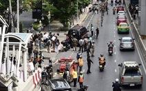Bangkok thắt chặt an ninh sau hai vụ nổ nghi do bom ở trung tâm