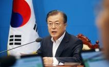 Tổng thống Moon Jae In nổi giận: 'Hàn Quốc sẽ không bị Nhật Bản đánh bại lần nữa'