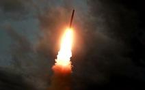 Triều Tiên phóng tên lửa tầm ngắn ra biển Nhật Bản?