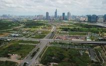 603 tỉ đồng xây mới 6 tuyến đường ở khu đô thị mới Thủ Thiêm