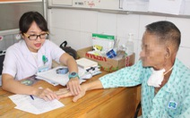 Người bệnh ung thư điều trị miễn dịch có tín hiệu tốt