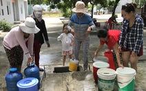 Đà Nẵng: Trong 4 ngày phải xong đập ngăn mặn tạm trên sông