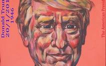 Họa sĩ Việt vẽ 44 tổng thống Mỹ mặc áo dài dù chưa từng gặp ai